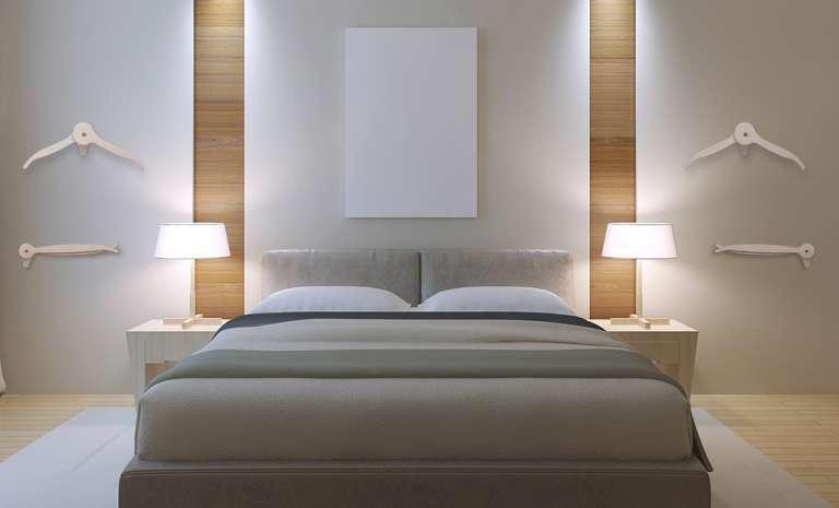 Arredamento hotel di lusso: hall e camera da letto - MajorDomo