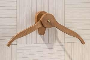 Appendiabiti su pannello - hanger on a panel