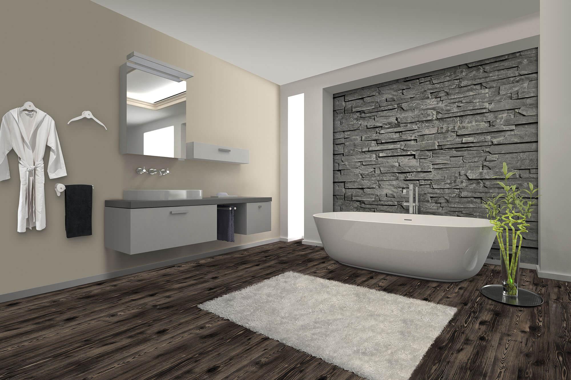 Riordinare con eleganza camera da letto bagno e ingresso - Appendiabiti per bagno ...