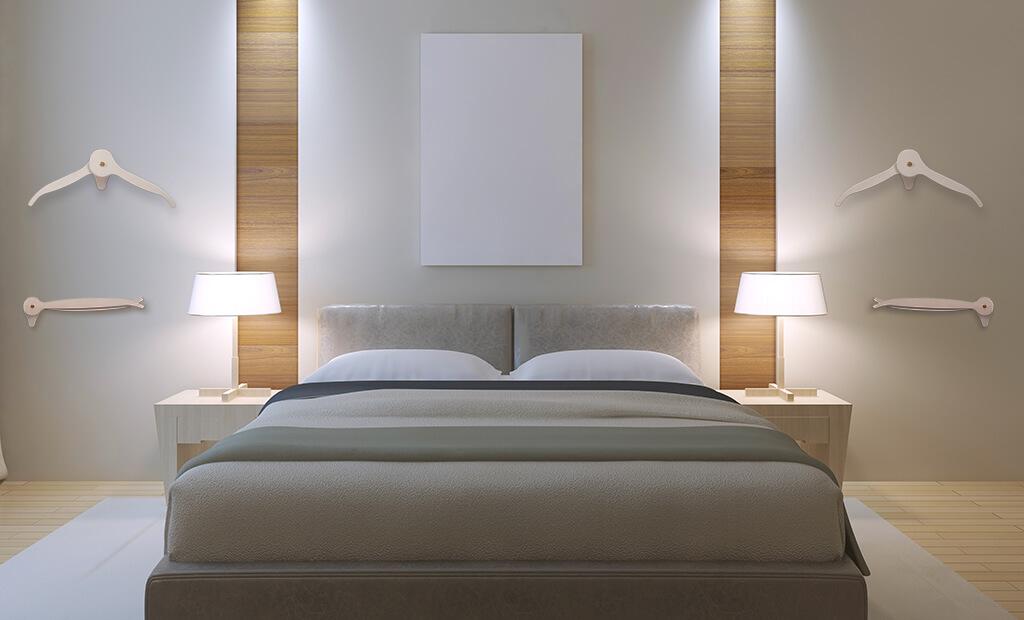 Portabiti Da Camera.Tiding Up Your Bedroom Bathroom And Entryway With Elegance