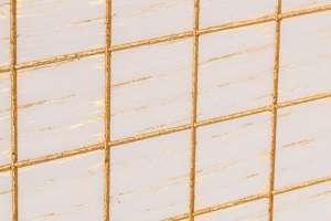 pannelli decorativi in legno con oro