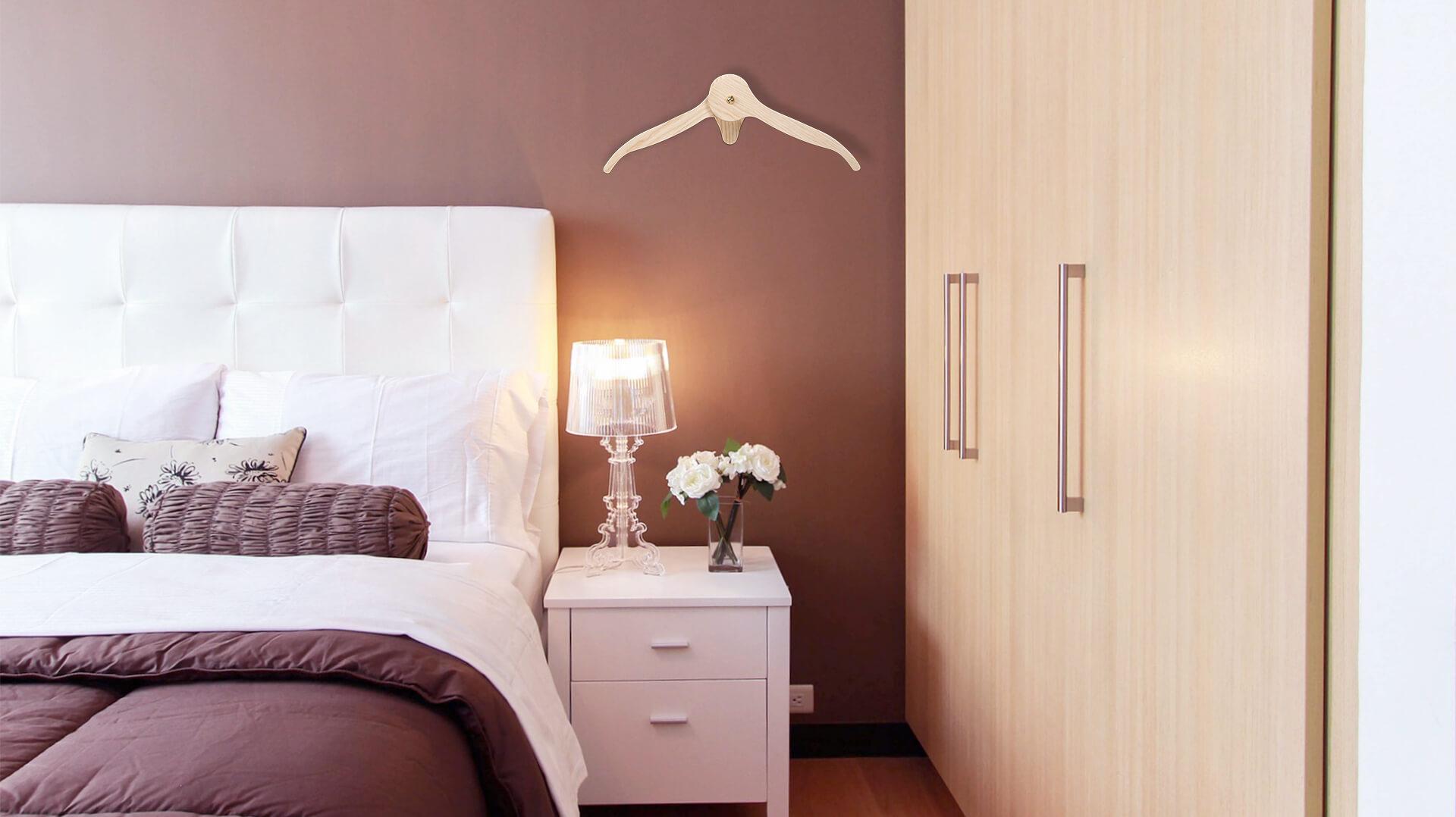 Riordinare con eleganza camera da letto, bagno e ingresso - MajorDomo